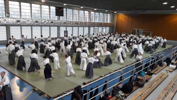 International Kishin Ry Aikido Dojo